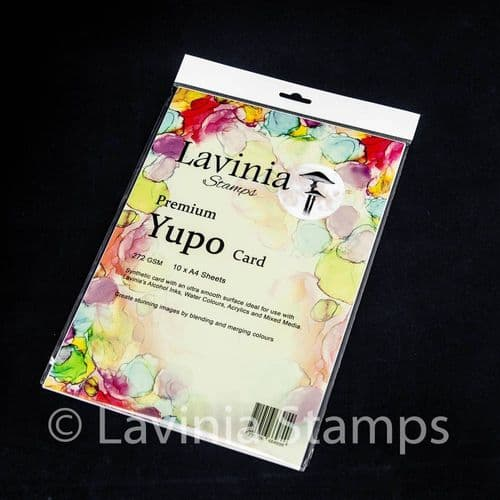 Lavinia A4 Yupo Card (10 sheets)